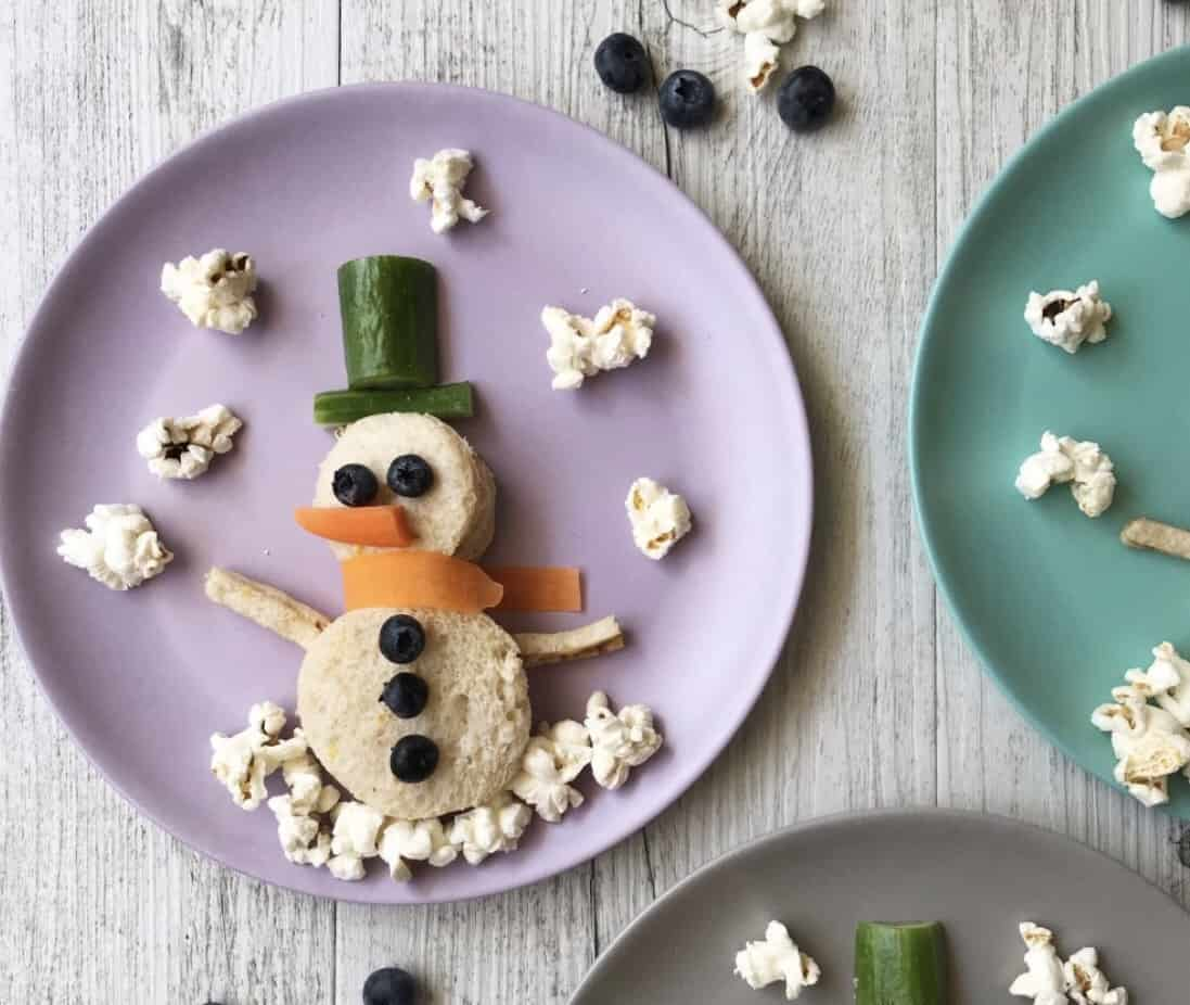 Lanches saudáveis e festivos para este Inverno