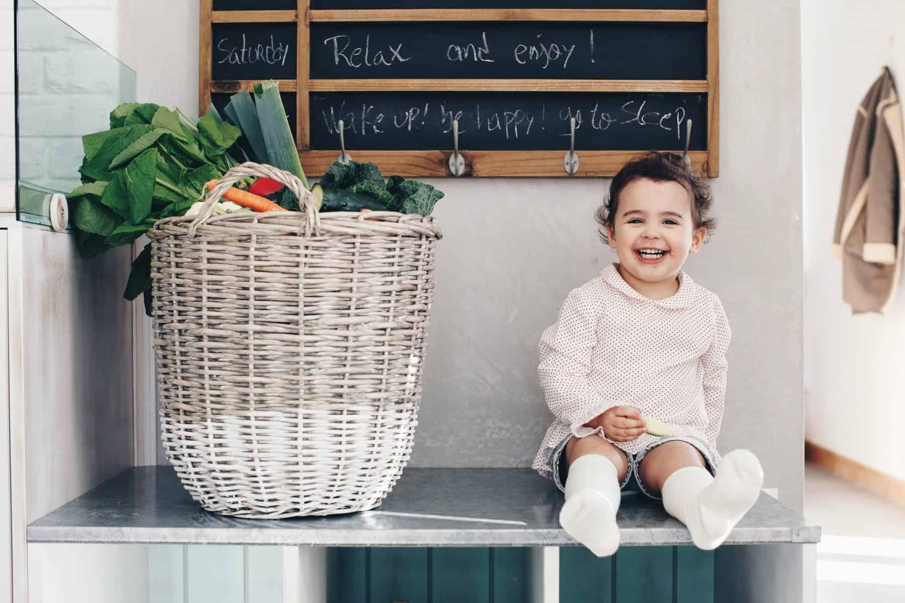 Tudo o que precisa de saber para criar uma criança vegetariana, saudável e feliz!