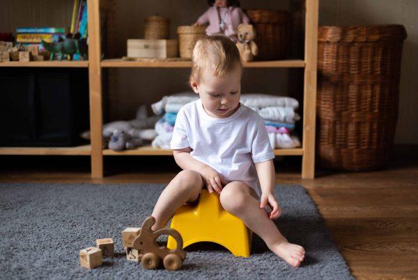 obstipação em bebés e crianças