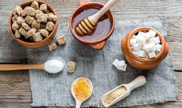 açúcar refinado vs açúcar não refinado
