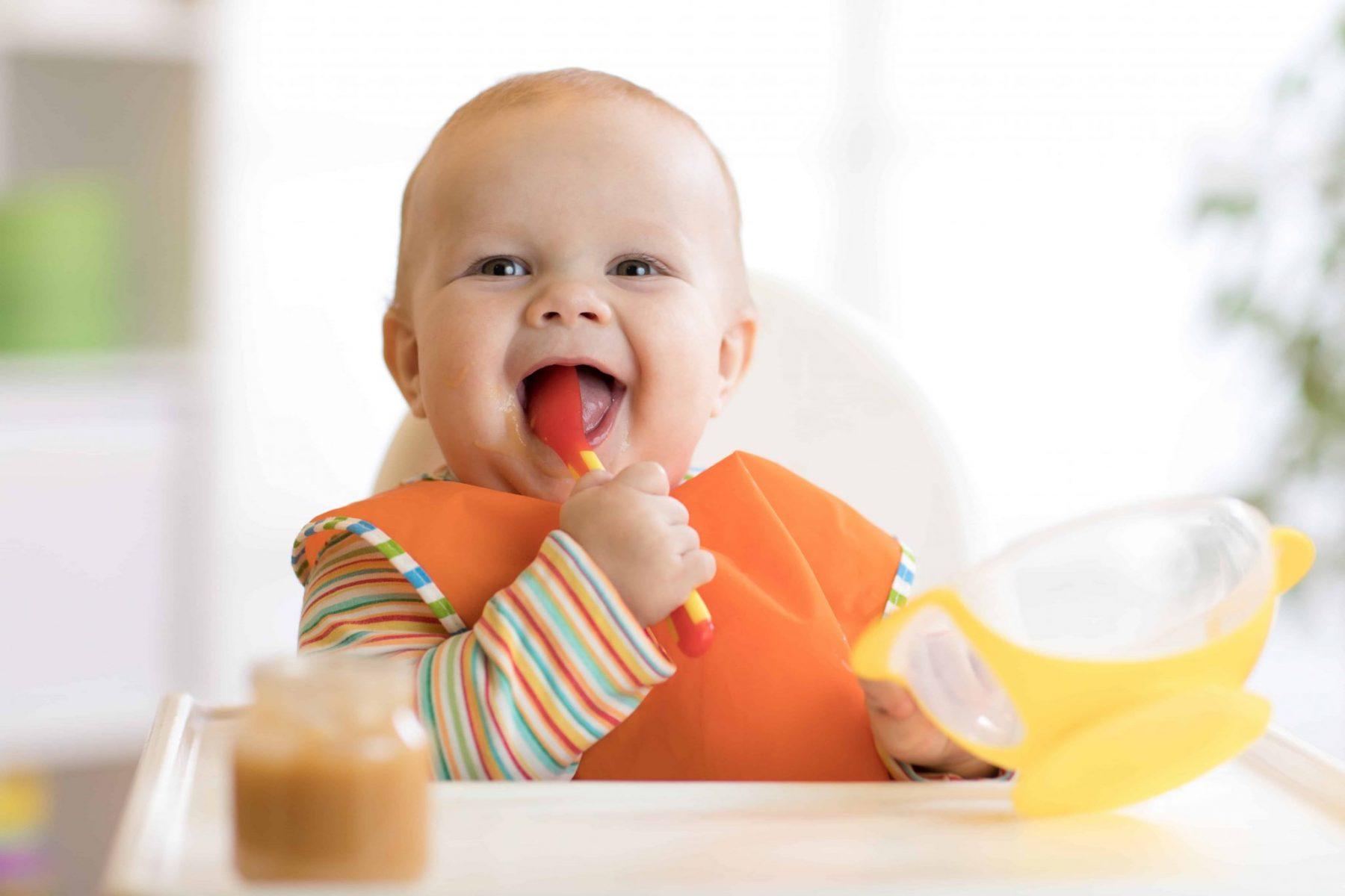 O que leva o seu bebé a comer?